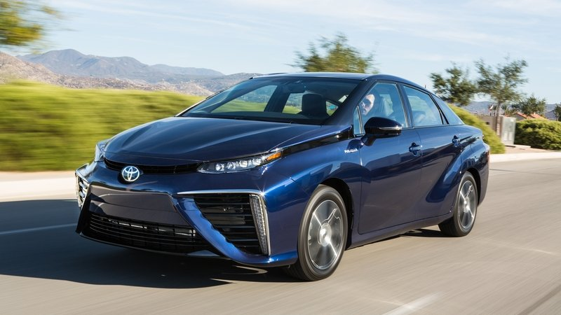 Toyota Thinks Gas Engine Cars Will Be Gone By 2050