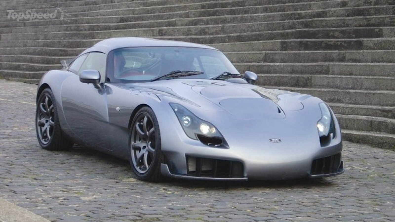 TVR's Future Sports Car Will Get Cosworth-Tuned V-8 Engine
