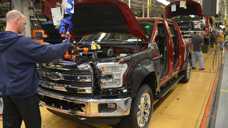 UAW May Strike at Ford's Kansas City Assembly Plant, Disrupting F-150 Production