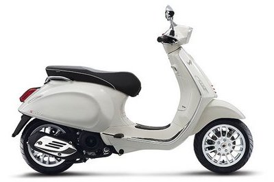 2016 - 2017 Vespa Sprint 150 Review - Top Speed