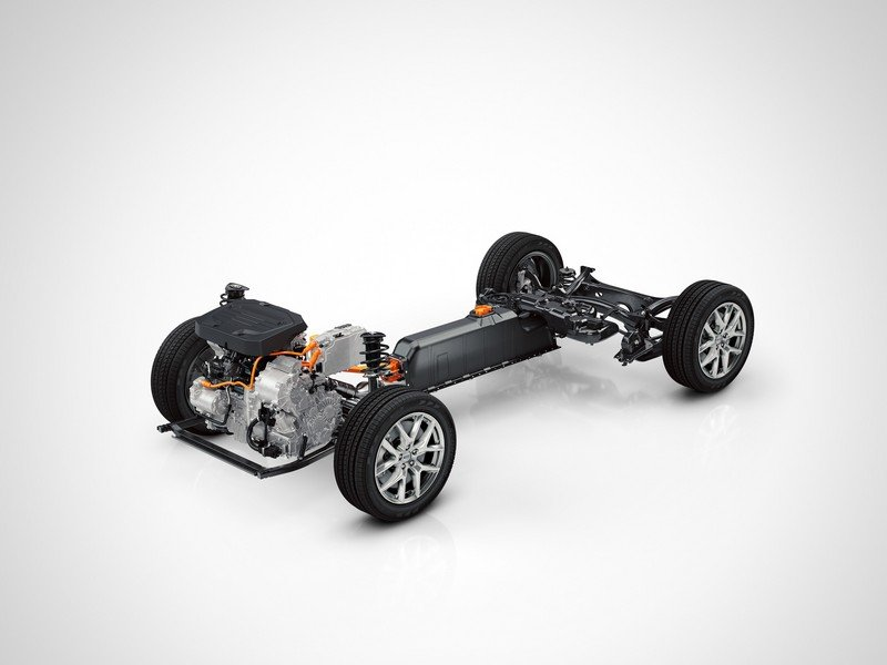 Volvo Reveals New Compact Modular Architecture