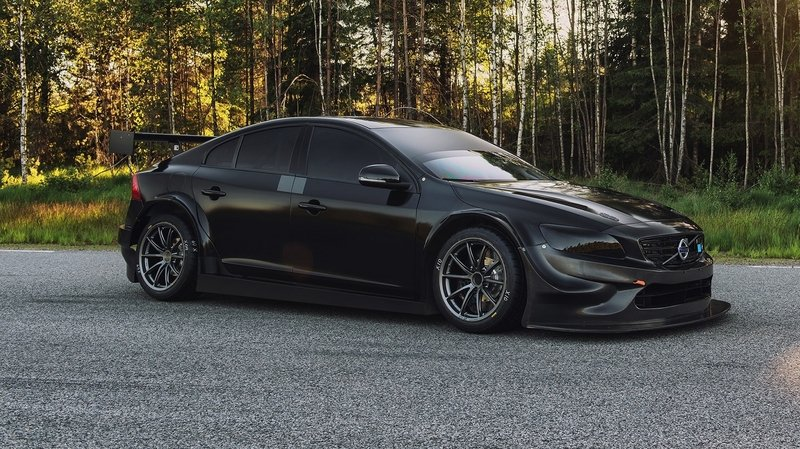 2016 Volvo S60 Polestar TC1 Race Car