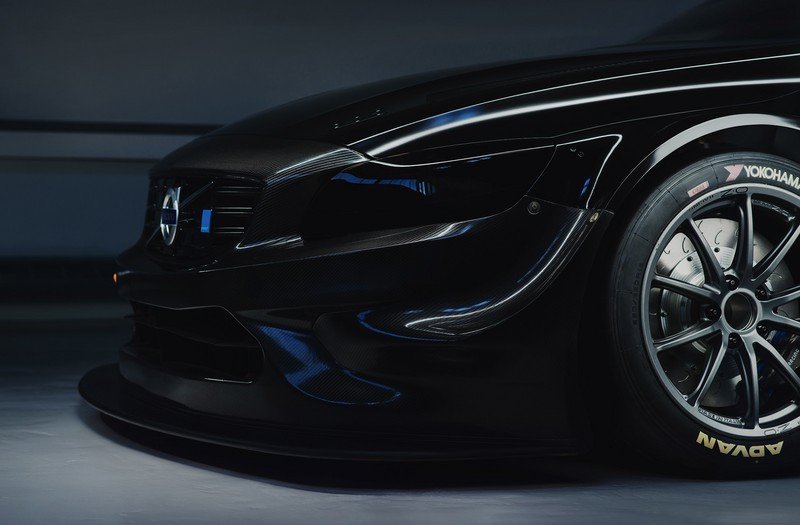 2016 Volvo S60 Polestar TC1 Race Car High Resolution Exterior - image 650360
