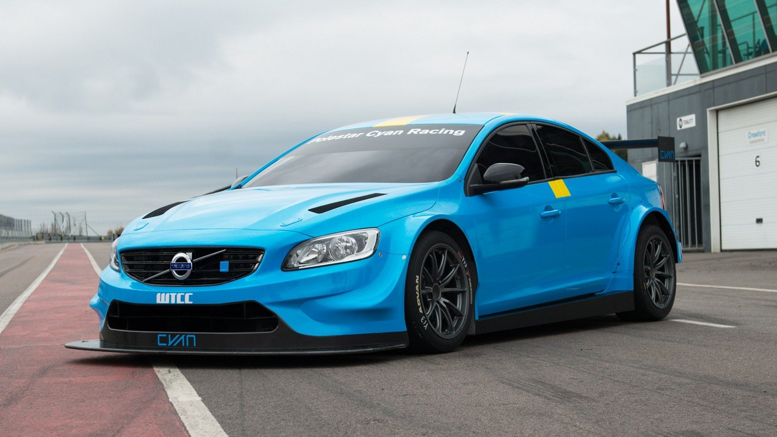 2016 volvo s60 polestar tc1 race car picture 650364 car review top speed. Black Bedroom Furniture Sets. Home Design Ideas