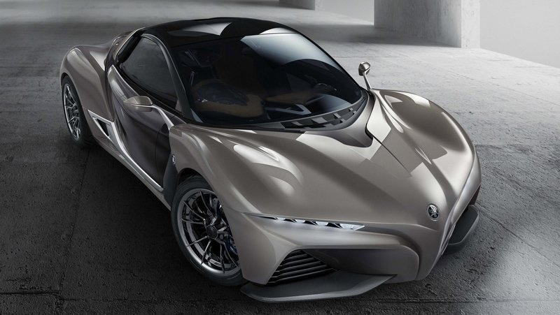 yamaha sports ride coupe concept - DOC653311