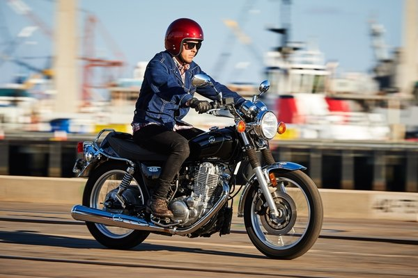 2016 Yamaha SR400 - Picture 652768 | motorcycle review ...