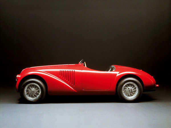 1947 Ferrari 125 S Picture 655432 Car Review Top Speed