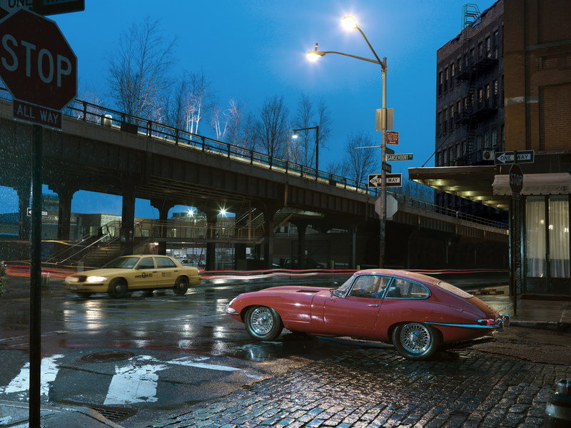 1961 - 1968 Jaguar E-Type