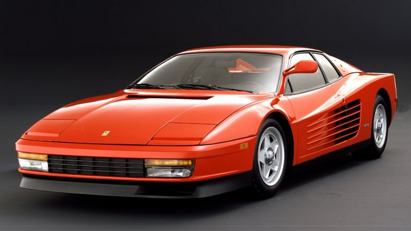 1984 - 1991 Ferrari Testarossa High Resolution Exterior - image 655755
