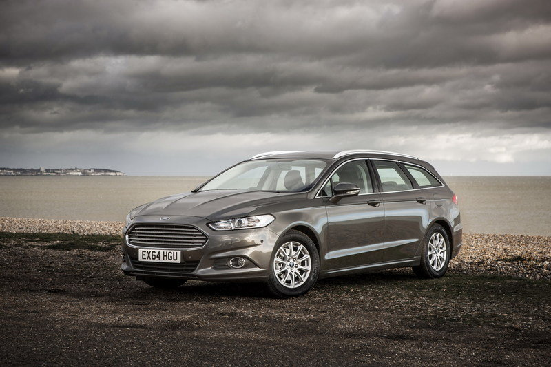2014 Ford Mondeo Wagon