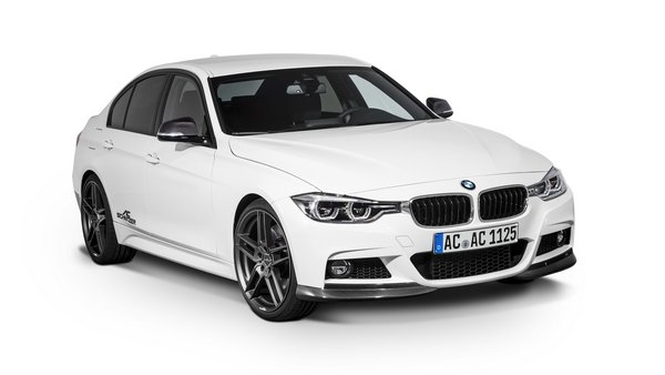 2015 BMW 3 Series LCI By AC Schnitzer Review  Top Speed