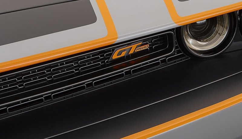 2015 Dodge Challenger GT AWD Concept High Resolution Exterior - image 653874