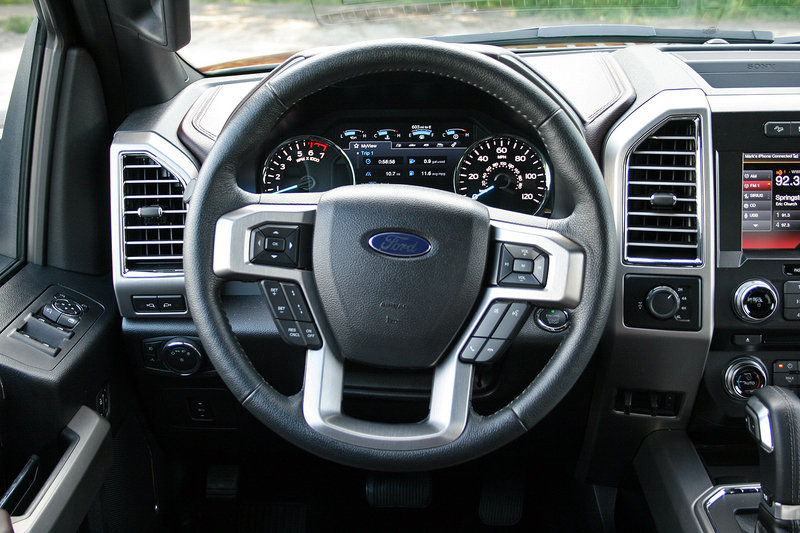 2015 Ford F-150 - Driven High Resolution Interior - image 655550