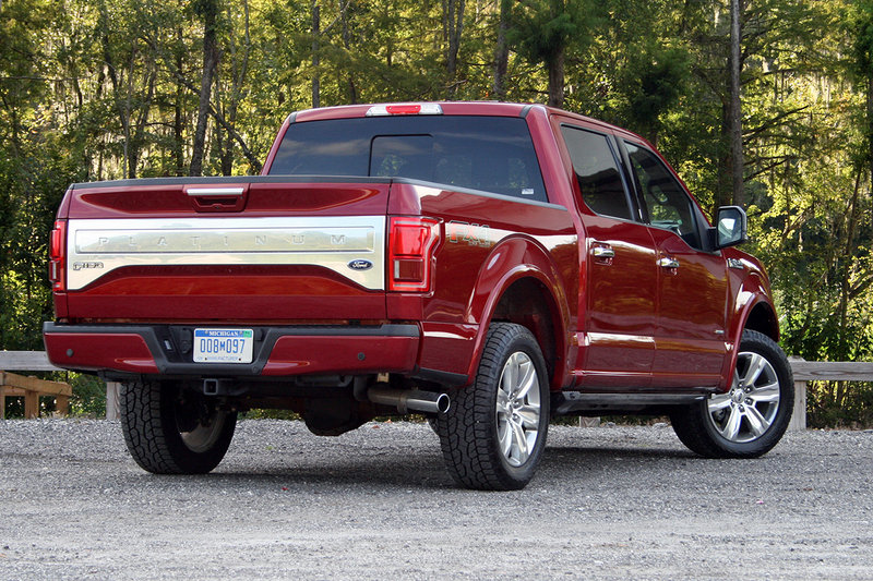 2015 Ford F-150 - Driven High Resolution Exterior - image 655514