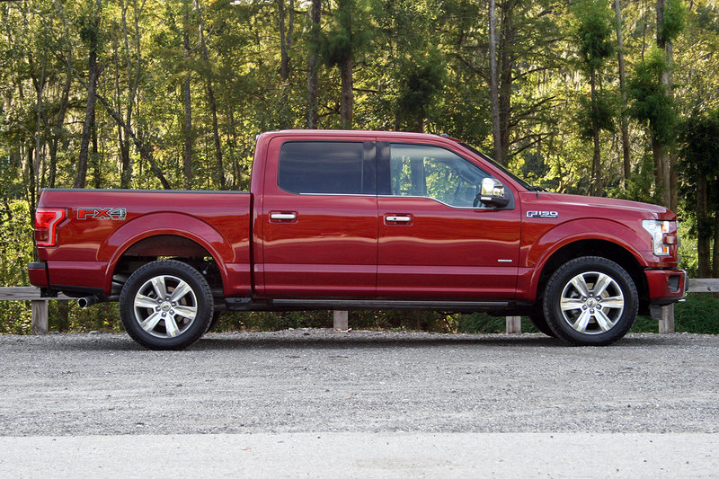 2015 Ford F-150 - Driven High Resolution Exterior - image 655515