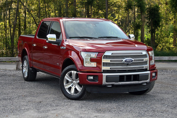 2016 ford f 150 mvp edition truck review top speed. Black Bedroom Furniture Sets. Home Design Ideas