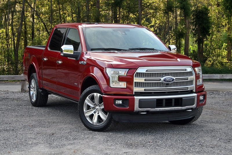 2015 Ford F-150 - Driven High Resolution Exterior - image 655517
