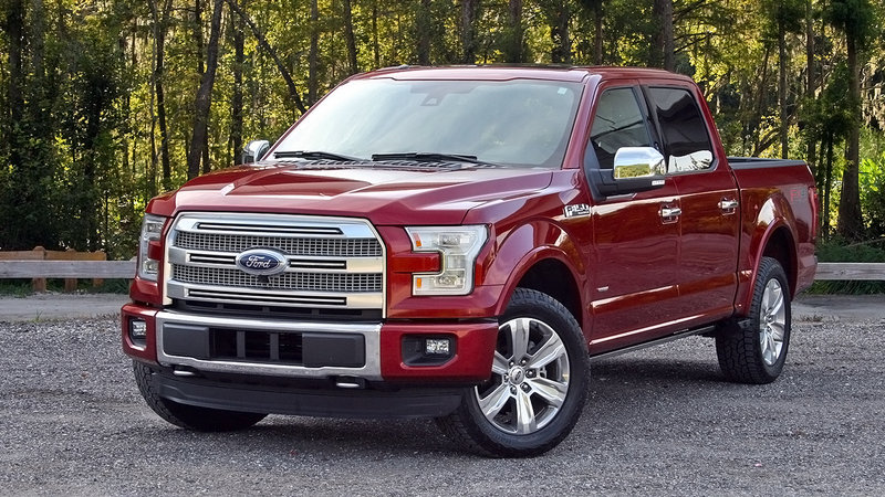 2015 Ford F-150 - Driven