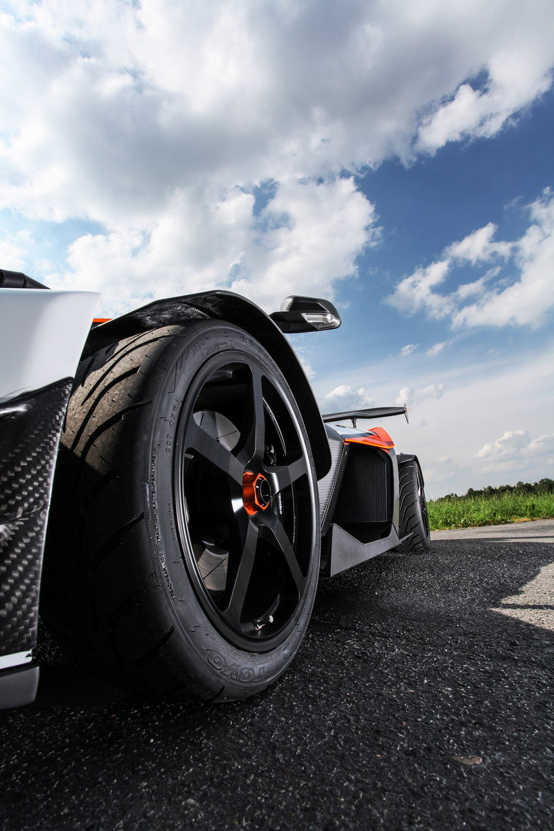 2015 KTM X-Bow R By Wimmer RST