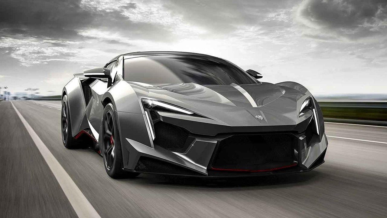 2016 W Motors Fenyr Supersport Picture 654864 Car