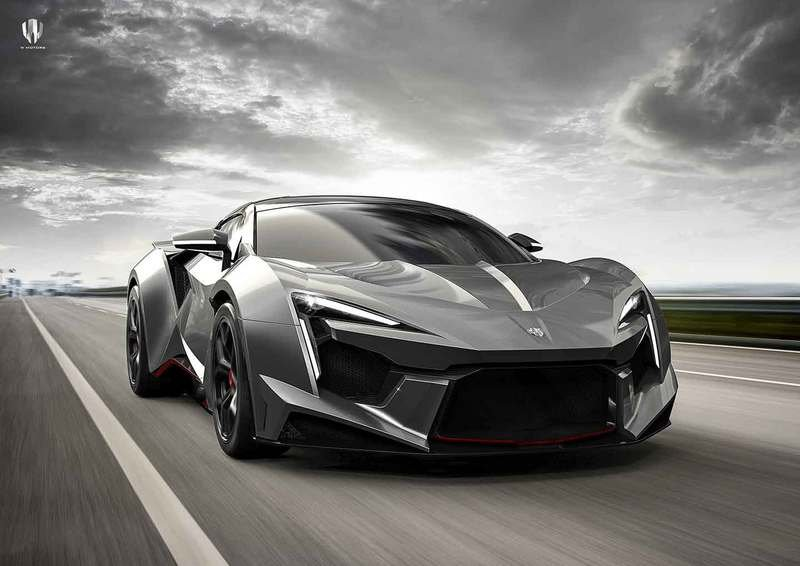 2016 W Motors Fenyr SuperSport High Resolution Exterior - image 654858