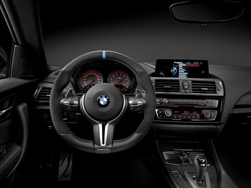 2016 BMW M2 Coupe With M Performance Parts High Resolution Interior - image 653885