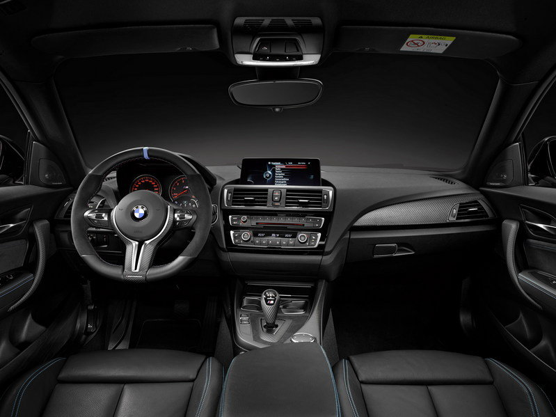 2016 BMW M2 Coupe With M Performance Parts High Resolution Interior - image 653886