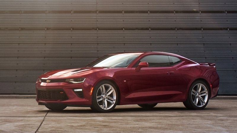 2016 Chevrolet Camaro SS By Hennessey - image 657877