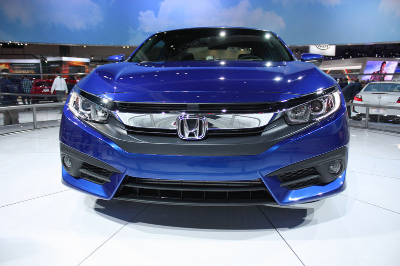 2016 Honda Civic Coupe High Resolution Exterior AutoShow - image 656959