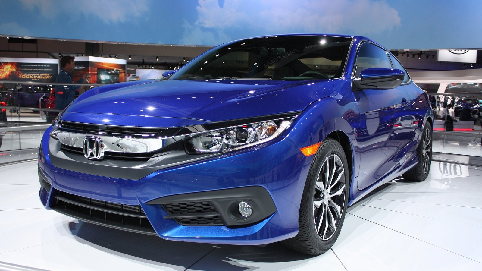 2016 honda civic coupe review top speed. Black Bedroom Furniture Sets. Home Design Ideas