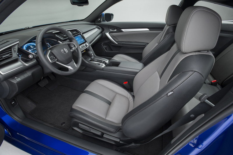 2016 Honda Civic Coupe High Resolution Interior - image 655933