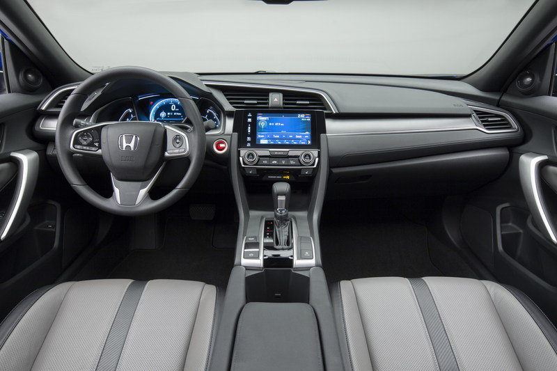 2016 Honda Civic Coupe High Resolution Interior - image 655934