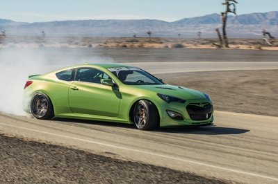 2016 Hyundai Genesis Tjin Edition | Top Speed. »