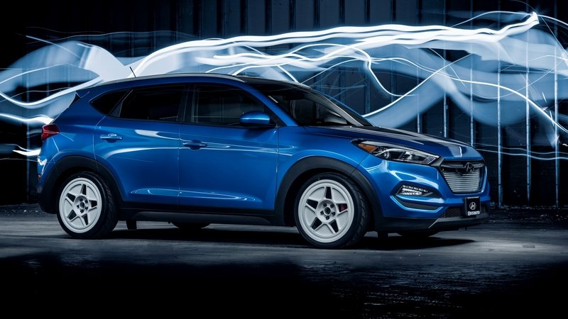 2016 Hyundai Tucson By Bisimoto Engineering