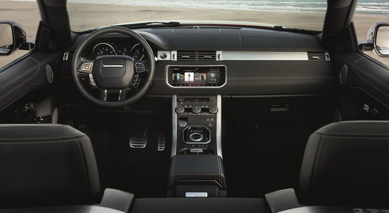 2017 Land Rover Range Rover Evoque Convertible High Resolution Interior - image 654587