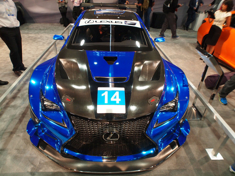 2016 Lexus RC F GT3 By F Performance Racing - image 654326