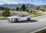 2020 Mercedes-Benz SL To Be More Driver-Centric - image 656001