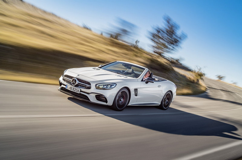 A Leaked Naming List Tells Us What to Expect from AMG and the Next-Gen Mercedes SL-Class