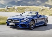 2020 Mercedes-Benz SL To Be More Driver-Centric - image 656058