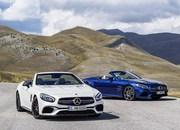 2020 Mercedes-Benz SL To Be More Driver-Centric - image 656018