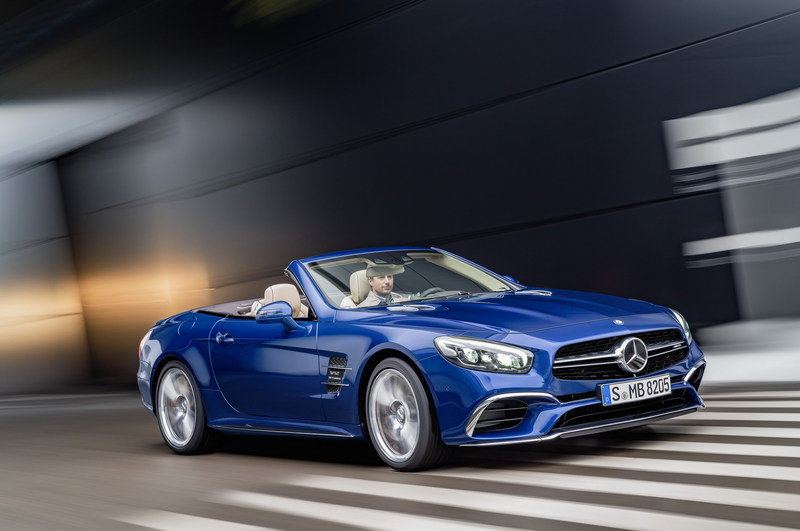 Will Mercedes Bring back the AMG SL73 Name with a Plug-in Hybrid?