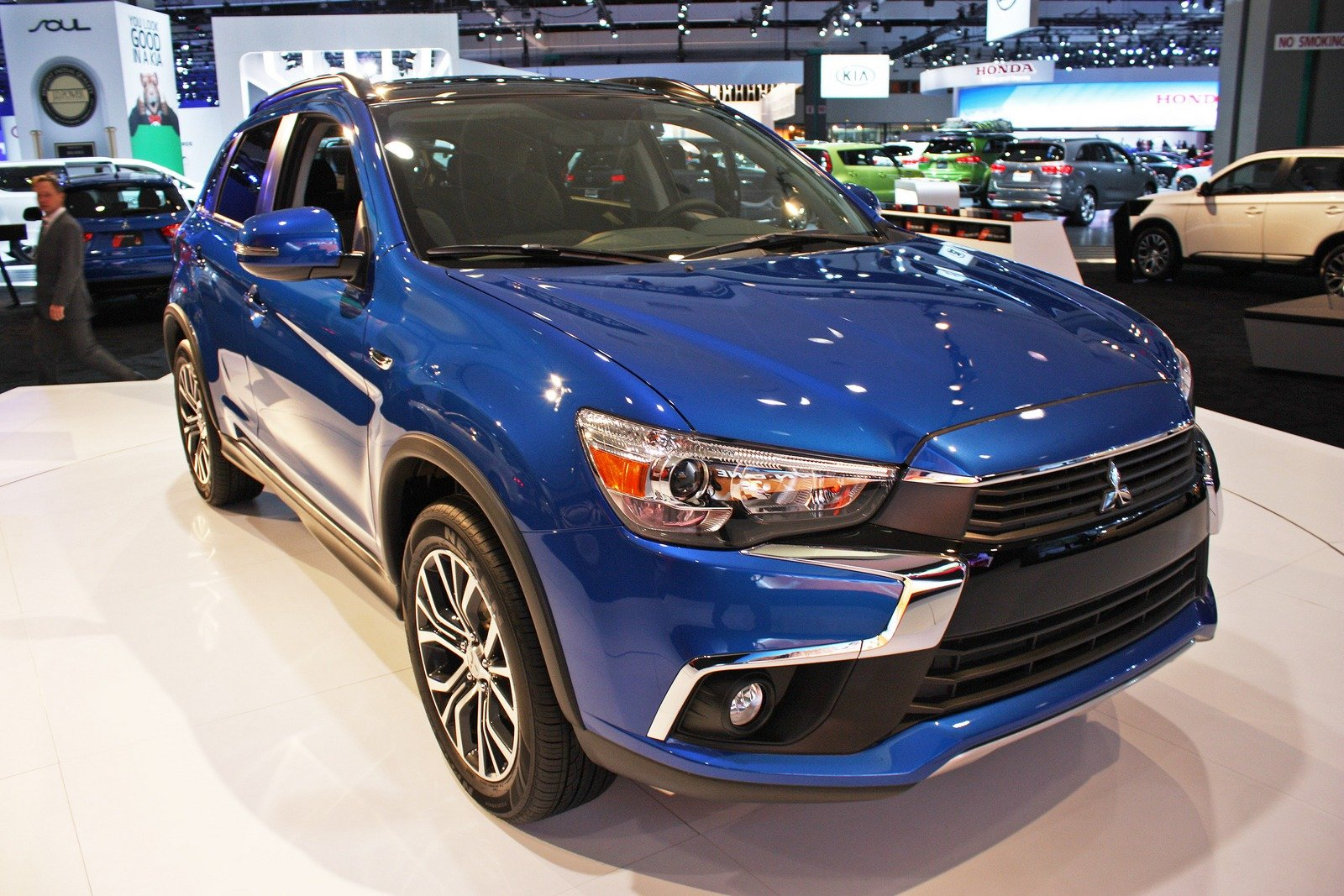 2016 Mitsubishi Outlander Sport Review Top Speed
