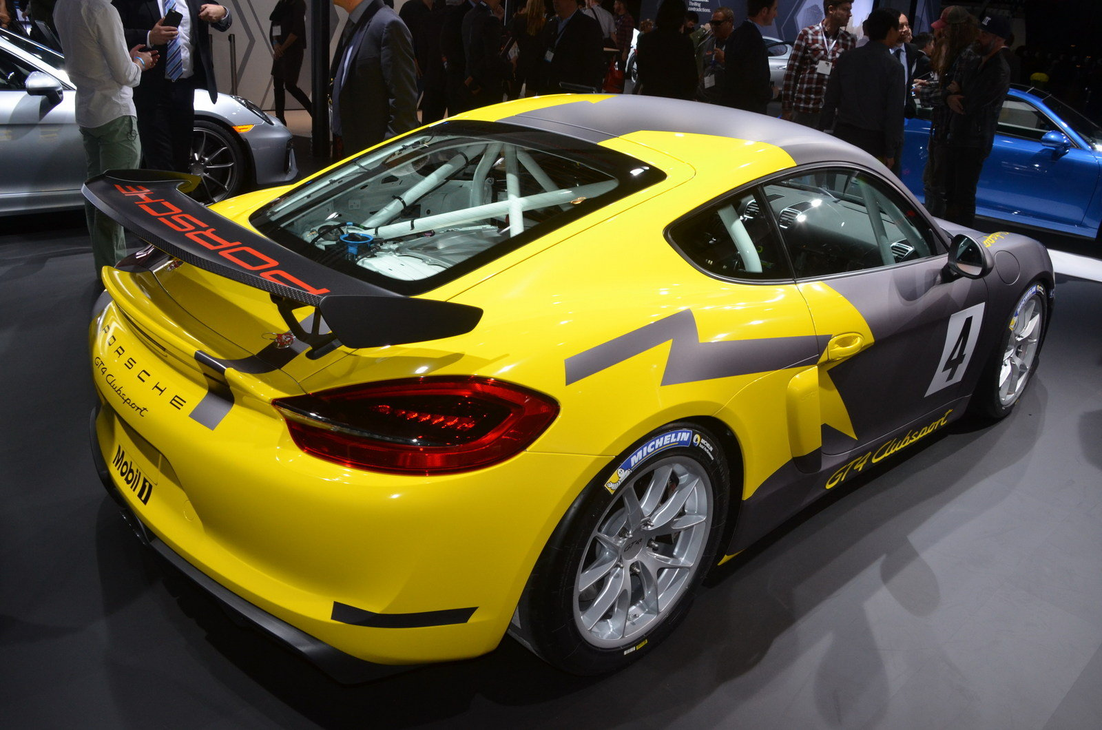 2016 porsche cayman gt4 clubsport picture 656576 car - Porche para autos ...