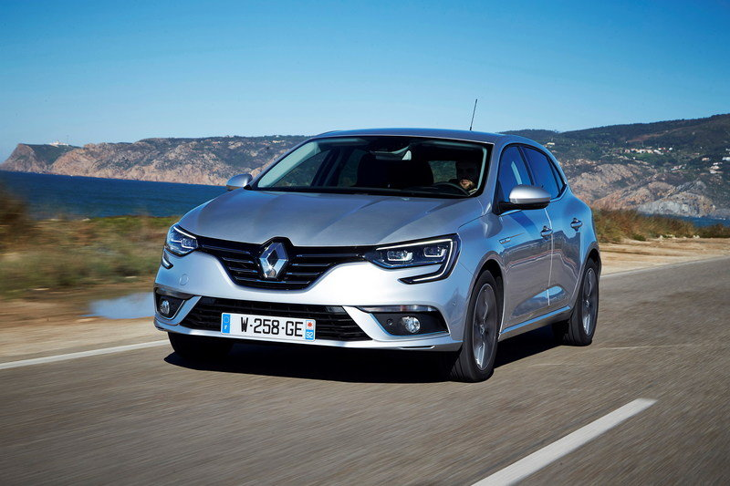 2016 Renault Mégane High Resolution Exterior - image 657793