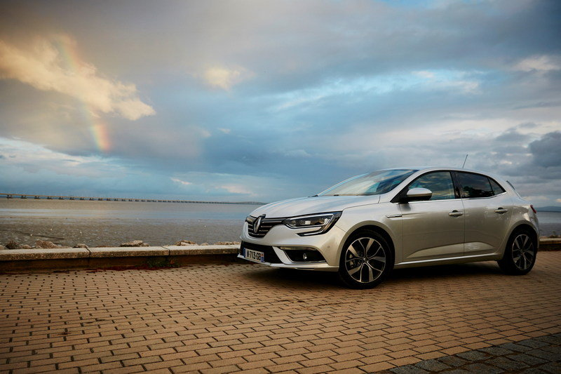 Wallpaper of the Day: 2016 Renault Megane