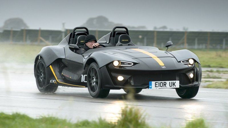 Zenos Gets Grant To Develop Hybrid Version Of E10 R Track Car