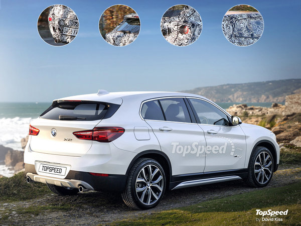 2017 Bmw X2 Car Review Top Speed
