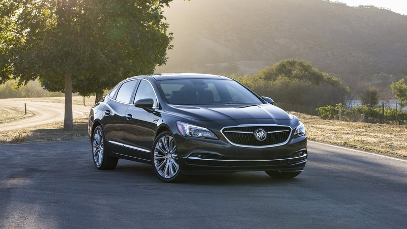 Buick Lacrosse Reviews Specs Prices Photos And Videos Top Speed