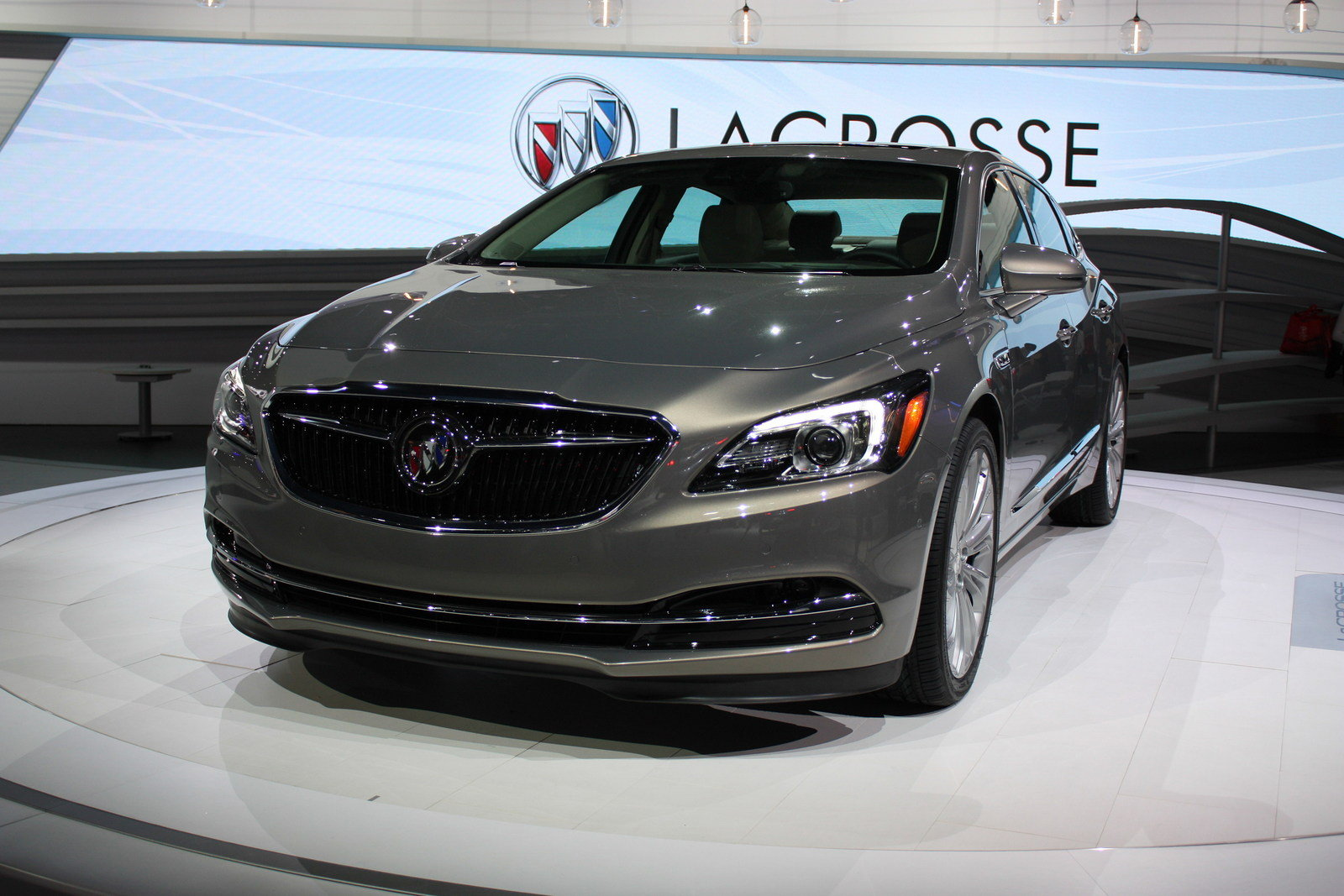 2017 buick lacrosse picture 656376 car review top speed. Black Bedroom Furniture Sets. Home Design Ideas