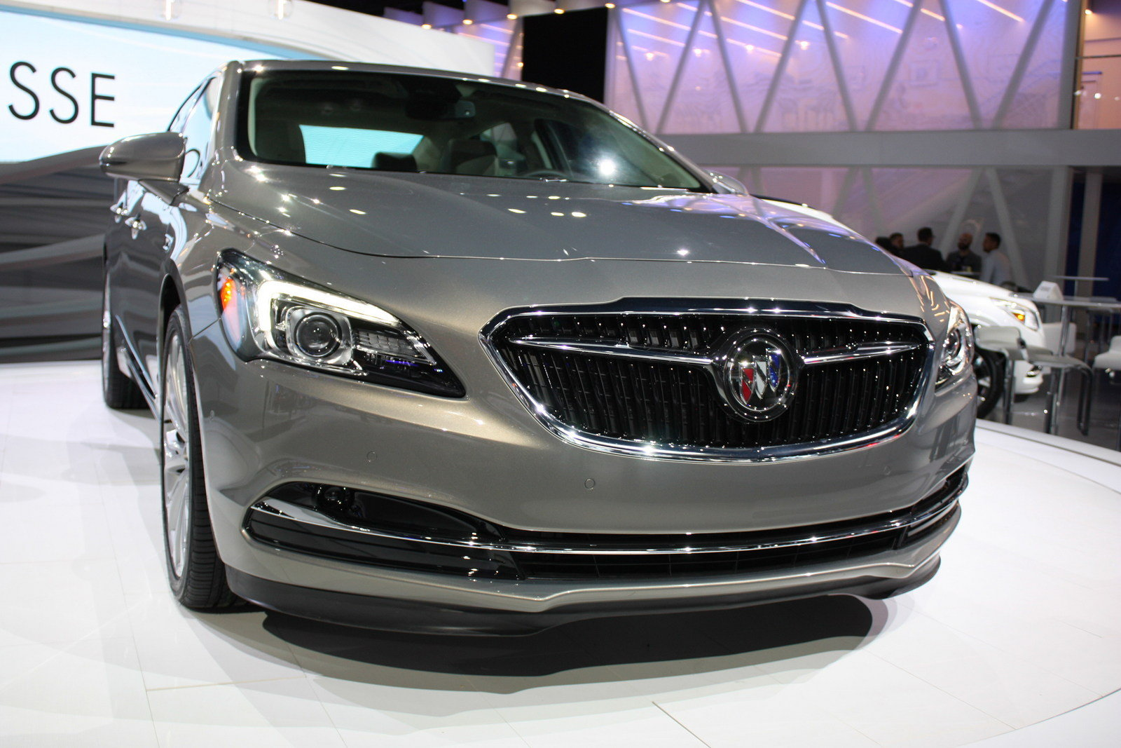 2017 Buick Lacrosse Picture 656378 Car Review Top Speed